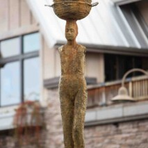Protected: Lake Oswego Sculpture