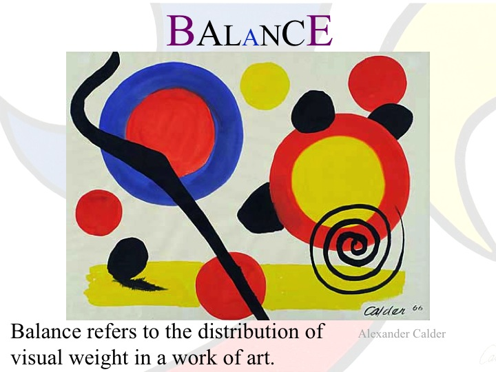 Principles Of Art Balance : Balance principle of art pixshark images